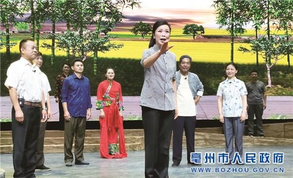 刘双燕事迹 昨搬上舞台