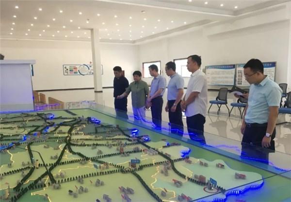 省发展改革委一级巡视员王启康来365体育app:开发区开展项目调研